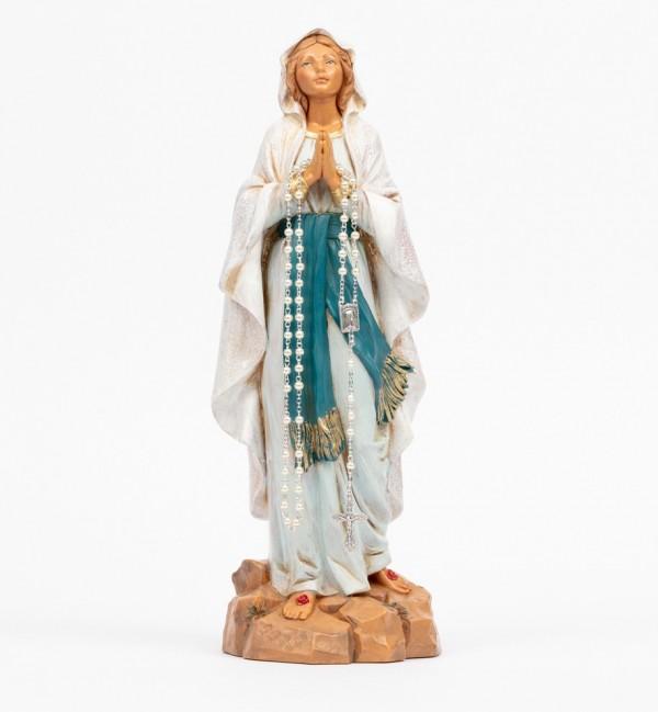 Virgen de Lourdes (882) 31 cm.