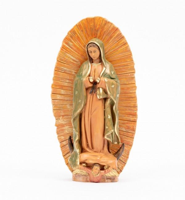 Virgen de Guadalupe (1113) 18 cm.
