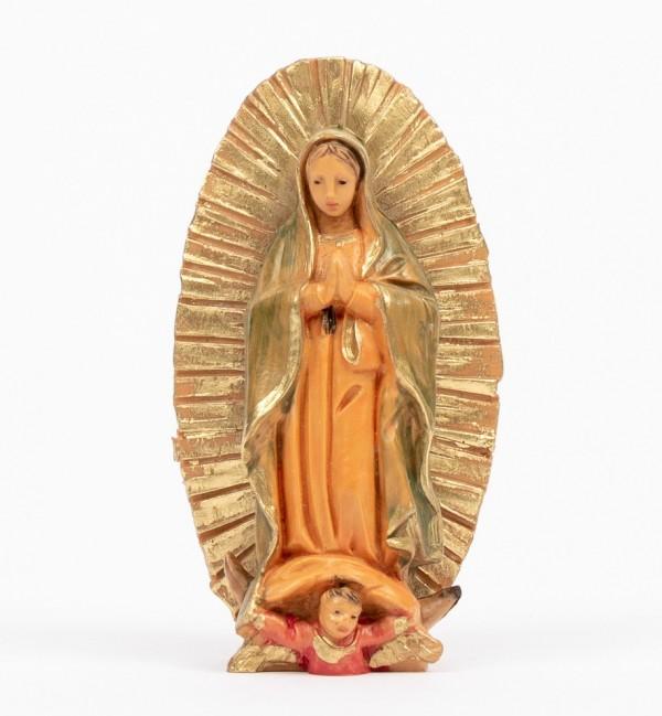Virgen de Guadalupe (1213) 7 cm.