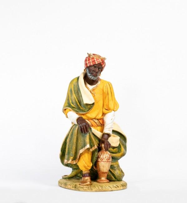 Rey (3) de resina para belén 180 cm