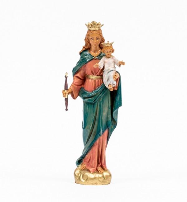 Virgen del Auxilio (18) 19 cm